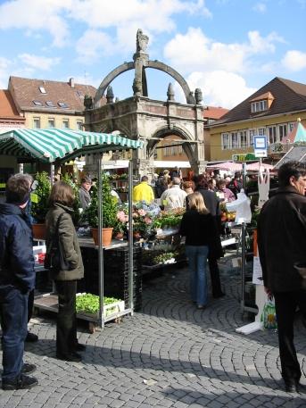 Dieser Sonntag: Verkaufsoffener Sonntag in Hammelburg und ...